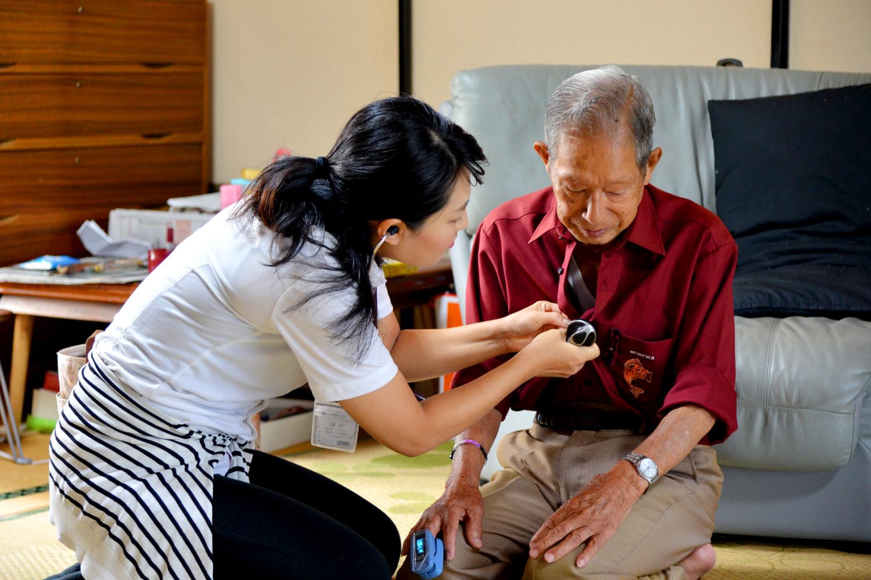 リハビリ対応型訪問看護ステーション